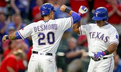 Clinching at home would continue trend for Rangers = As the Texas Rangers get set to put the finishing touches on a 10-game road trip that has taken them to Seattle, Los Angeles and now to Houston, the Rangers (87-59), who still hold the best record in the American League, can now.....