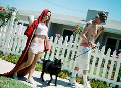 Die Antwoord, by Olivia Bee, for Nylon Magazine