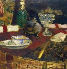 Le Saucière - (Edouard Vuillard)                              …