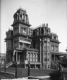 Amelia Palace, Philip Dern :: Utah State Historical Society - Shipler Commercial Photographers