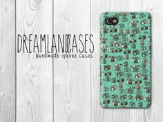Analog Cameras Pattern iPhone Case iPhone 4s by DreamlandCases, $13.00