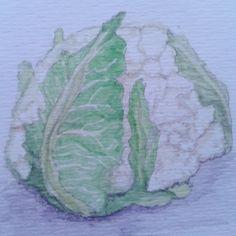 Col-i-flor - Coliflor - Cauliflower