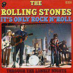 The Rollng Stones - German Single 1974