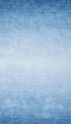 Ombre Bernetta Blue Area Rug