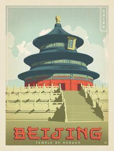 Beijing • Temple of Heaven ~ Anderson Design Group