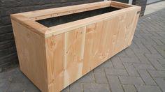 Douglas houten plantenbak bloembak douglashout (8)