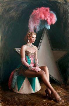 A nostalgic look at circus life.