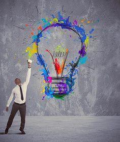Agência de Marketing Digital  www.digitalmarketingbr.com.br - Dizem que publicitário tem que pensar fora da caixa. Para nós, não existe caixa.