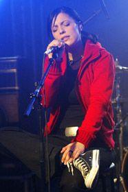 Stefanie Kloß, Sängerin von Silbermond (Foto: Public Address)
