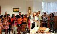 Inauguradas las fiestas de Alviar y su nueva sede