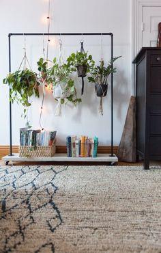 Image result for apartment plants interior design
