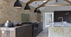 Designers of bespoke luxury kitchens and interior architecture in Gloucestershire - Artichoke, Somerset, UK