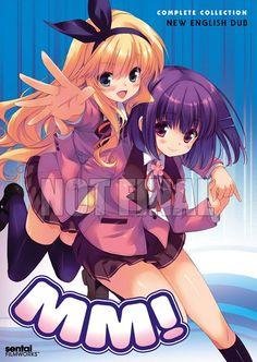 Sentai Filmworks Reveals Updated 'MM!' Anime DVD/BD Artwork