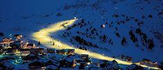 Floodlit Skiing in Obertauern Salzburg, Winter Holidays, Austria, Skiing, Environment, Seasons, Rice, Ski, Seasons Of The Year