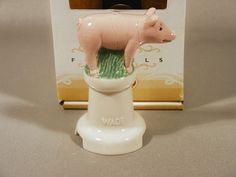 Wade Pig Pie Funnel/ Pie Bird