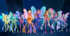 Winx Dreamix Wallpaper by Winx-Rainbow-Love on DeviantArt