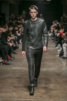Tom Rebl Fall 2014-15 Menswear Collection