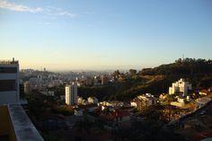 Belo Horizonte: amei, amei, amei. Julho, 2011.