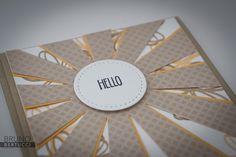 Bruno Bertucci | Stampin Up | stampinbruno | Sunshine Sayings | Tasty Treats | Sunburst Framelits | 2017 Occasions Catalogue | Handmade Card