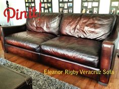 Today, I'm talking about trying to live a simple life - it's the reason I gave to my husband for why we NEEDED this Eleanor Rigby Veracruz sofa. Even if it means I only have one piece of furniture in my house, I try to buy things that will last forever. Sorry Ikea.
