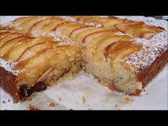 Torta de manzana y pasas de auténtica locura !!! Rapidísima y fácil. - YouTube Apple Desserts, Dessert Recipes, 7 Can Soup, Apple Tart Recipe, Make French Toast, Pan Dulce, Sweet Pie, How To Make Bread, Greek Recipes