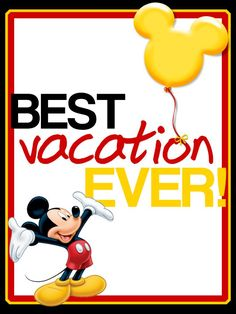 Filler Card - Best Vacation Ever! - Mickey Mouse - balloon - 3x4 photo pz_DIS_736_BestVacationEver_Mickey_balloon_filler_3x4.jpg