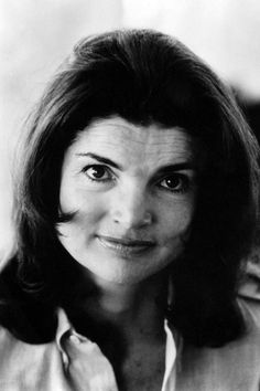 Jackie Onassis.