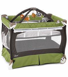 Chicco Lullaby LX Playard - Elm