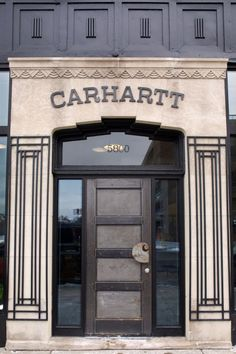 84509a4a15 #Carhartt #Detroit / Crafted in Carhatt Carhartt Work In Progress, Mens  Attire,
