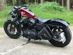 Harley Davidson 48 #harleydavidsonbobberscustomchoppers #harleydavidsoncustom