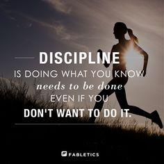 Practice discipline #inspiration