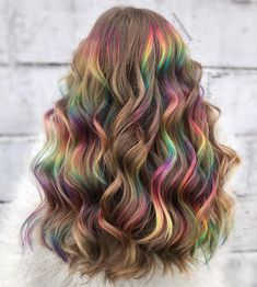 """PULPRIOT✨Upstate SC Hair on Instagram: """"How about this little babe is only in 2nd grade! So cute! 💕 . . .  Paint - Pulp Riot Product - DesignMe Tools- Framar . . .  @pulpriothair…"""" Pulp Riot, Rainbow Hair, Hair Goals, Hair Cuts, Long Hair Styles, Rain Bow, Cute, Painting, Beauty"""