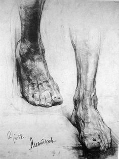 what is the hardest part in human anatomy to draw/paint? Feet Drawing, Body Drawing, Anatomy Drawing, Life Drawing, Drawing Sketches, Painting & Drawing, Art Drawings, Human Anatomy Art, Drawing Ideas