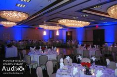 Chicago Wedding DJ Fourth Estate Audio at Hilton Lisle-Naperville. Learn more about us at http://www.discjockey.org #ChicagoWeddingDJAtHiltonLisleNaperville