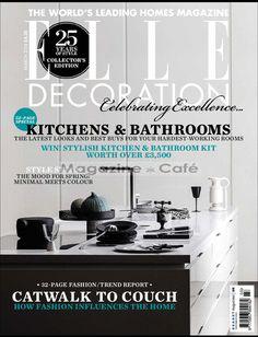 Buy Elle Decor UK Magazine Subscription