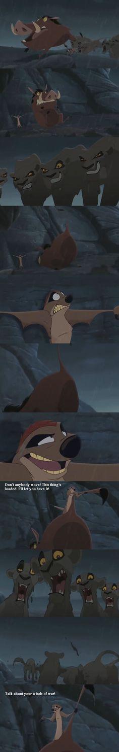 Timon and Pumba