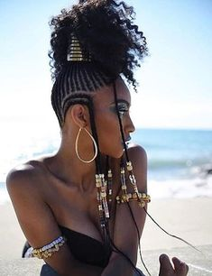 18 Outstanding long braid styles - braids hairstyles,braided hairstyles,braids,hairstyles for long braids styles,hair - Box Braids Hairstyles, Lemonade Braids Hairstyles, My Hairstyle, Hairstyles 2018, Protective Hairstyles, Braided Ponytail Hairstyles, Hairstyles Pictures, Wedding Hairstyles, Black Girl Braids