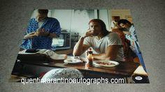 My Quentin Tarantino Autograph Collection: Brad Pitt, Patricia Arquette, Christian Slater and...