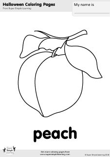Bananas coloring pages for kids, (fruits coloring pages, printables ...