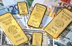 Gold Bullion Bars, Gold Reserve, Thing 1, Gold Coins, Marketing, Money, Affirmations, Money Plant, Silver