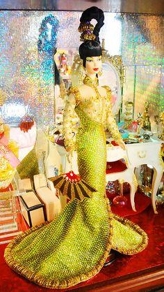 Fantasy Goddess of Asia by Bob Mackie   Flickr - Photo Sharing!