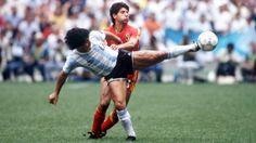 Diego Maradona, Enzo Scifo
