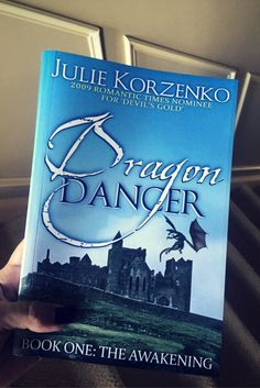 Dragons are cool. Open this must-read dragon book :) - Julie Korzenko