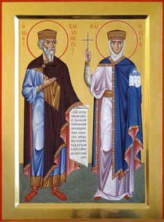 Άγιος Βλαδίμηρος ο Ιερομάρτυρας Μητροπολίτης Κιέβου ___junuary 25 ( St. Olga & St. Vladimir of Kiev
