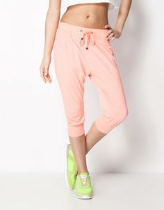 Bershka Egypt - BSK elastic trousers