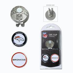Denver Broncos NFL Cap Clip