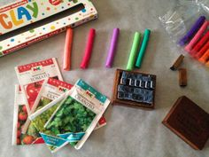 Ashley Thunder Events: DIY Garden Markers