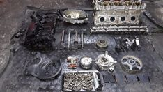 Audi VW Seat Skoda 2.0 tfsi BWA ENGINE CYLINDER HEAD AND SPARES #Unbranded