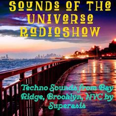 """Check out """"191.-Sounds of the Universe RadioShow by Superasis@Live at Oasis, Bay Ridge, Brooklyn, NYC#01-05-16"""" by SUPERASIS on Mixcloud"""