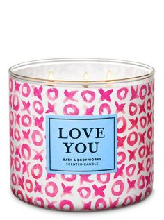 bath body works flower shop 3 wick candle Prepare to Fall in Love With Bath & Body Works Valentines Day Collection